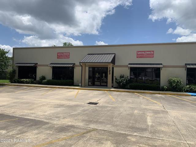 123 Westmark Boulevard, Lafayette, LA 70506 (MLS #21004627) :: United Properties