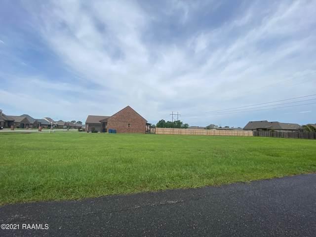 100 Thomas Oak Drive, Scott, LA 70583 (MLS #21004723) :: Keaty Real Estate