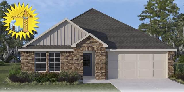 100 Caldwell Sugar Road, Youngsville, LA 70592 (MLS #21004727) :: Keaty Real Estate