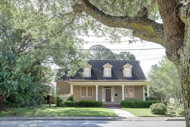 1011 Lee Avenue 1,2,3, Lafayette, LA 70501 (MLS #21004737) :: United Properties