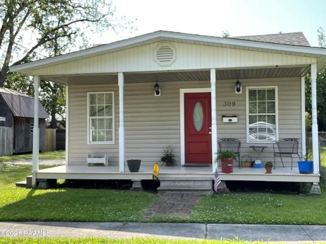 309 Mckinley Street, Lafayette, LA 70501 (MLS #21004753) :: Keaty Real Estate