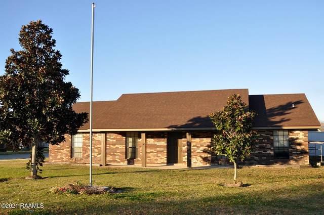 801 Daspit Road, New Iberia, LA 70563 (MLS #21004792) :: Keaty Real Estate