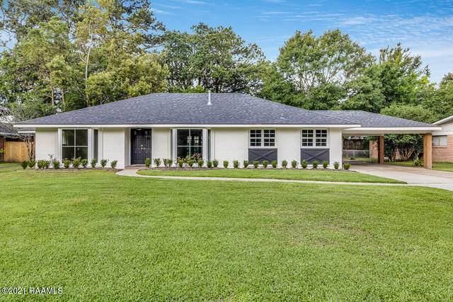 104 Stephanie Avenue, Lafayette, LA 70503 (MLS #21004801) :: Keaty Real Estate