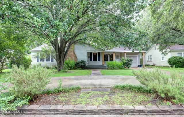 816 Oaklawn Avenue, Lafayette, LA 70506 (MLS #21004823) :: Keaty Real Estate