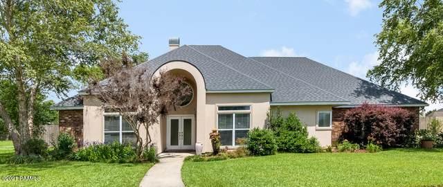 606 Santa Anita Drive, Lafayette, LA 70503 (MLS #21004833) :: Keaty Real Estate