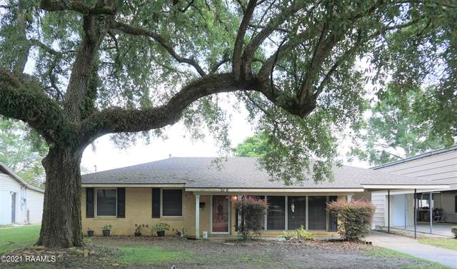 316 Orange Grove Drive, New Iberia, LA 70560 (MLS #21004874) :: Keaty Real Estate