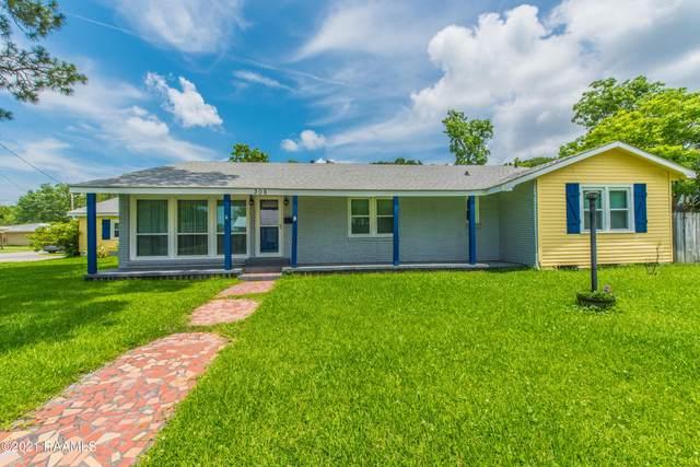 306 W Lessley Street, Rayne, LA 70578 (MLS #21004884) :: Keaty Real Estate
