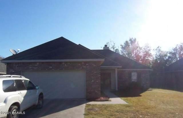 306 Pelican Ridge Cove, Carencro, LA 70520 (MLS #21004892) :: Keaty Real Estate