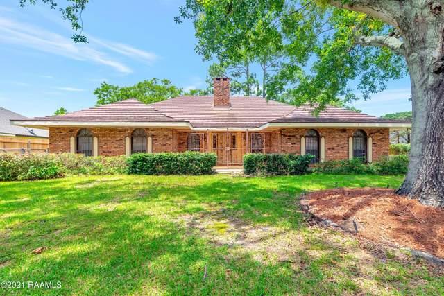 202 Primrose Lane, Lafayette, LA 70506 (MLS #21004906) :: Keaty Real Estate