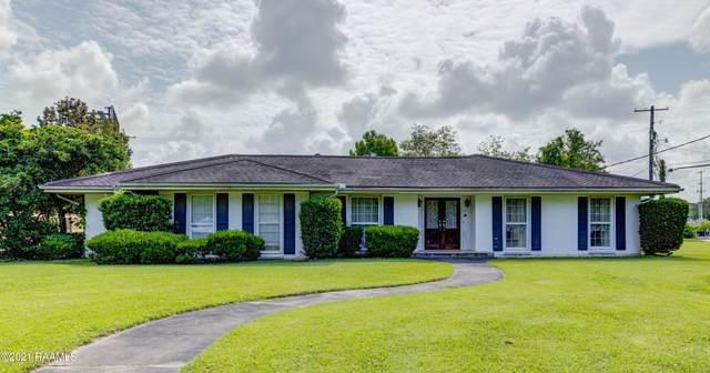 121 Beverly Drive, Lafayette, LA 70503 (MLS #21004932) :: Keaty Real Estate