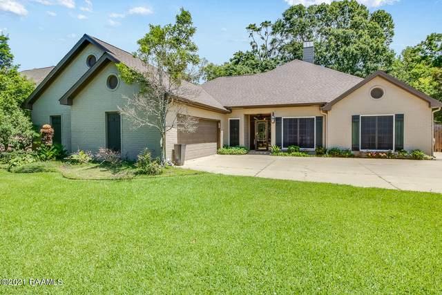 113 Bonner Drive, Lafayette, LA 70508 (MLS #21004970) :: Keaty Real Estate
