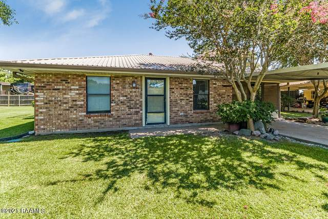110 Clo Drive, Carencro, LA 70520 (MLS #21004981) :: Keaty Real Estate