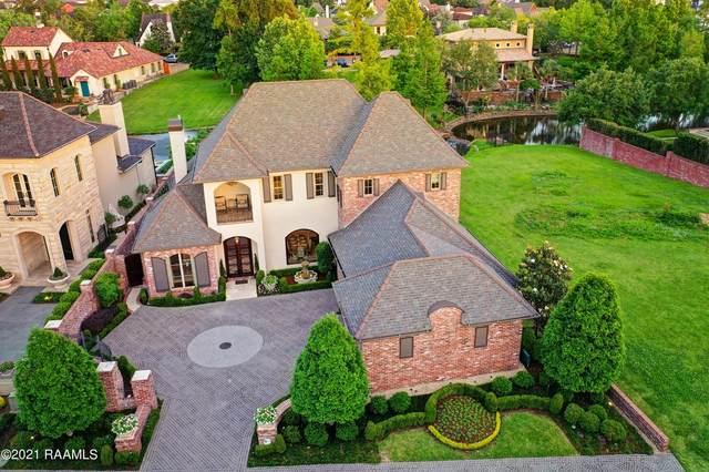 510 Princeton Woods Loop, Lafayette, LA 70508 (MLS #21004999) :: Keaty Real Estate