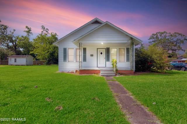 603 E Academy Avenue, Jennings, LA 70546 (MLS #21005138) :: Keaty Real Estate