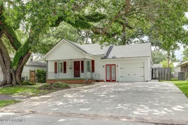 349 Allen Street, New Iberia, LA 70563 (MLS #21005178) :: Keaty Real Estate