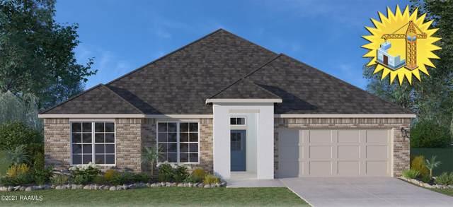 617 Vert Drive, Youngsville, LA 70592 (MLS #21005181) :: Keaty Real Estate