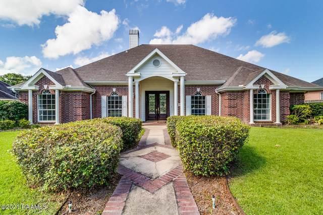 204 E Peck Boulevard, Lafayette, LA 70508 (MLS #21005196) :: Keaty Real Estate