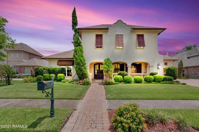 114 Augusta Drive, Broussard, LA 70518 (MLS #21005214) :: Keaty Real Estate