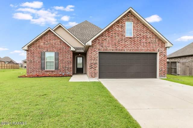 205 Hunters Hill Drive, Duson, LA 70529 (MLS #21005246) :: Keaty Real Estate