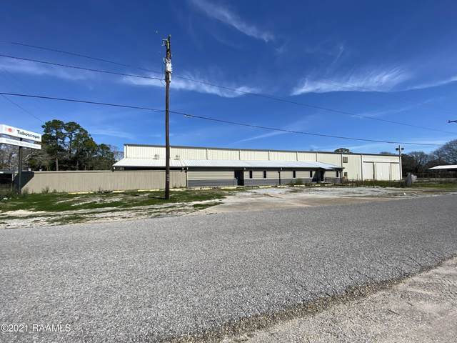 100 Tideland Road, Broussard, LA 70518 (MLS #21005255) :: United Properties