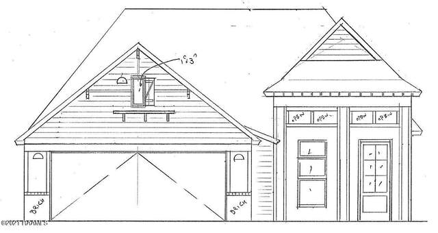104 Lakes Edge, Broussard, LA 70518 (MLS #21005268) :: Keaty Real Estate