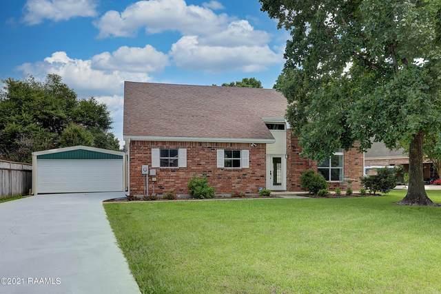 123 Kirkwood Lane, Youngsville, LA 70592 (MLS #21005278) :: Keaty Real Estate