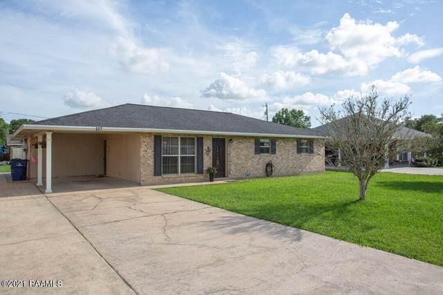 137 Bernard Street, Eunice, LA 70535 (MLS #21005297) :: Keaty Real Estate