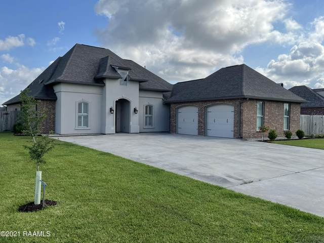 11403 Twin Oaks Circle, Maurice, LA 70555 (MLS #21005314) :: Keaty Real Estate