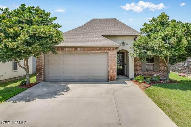 204 Springwater Drive, Broussard, LA 70518 (MLS #21005338) :: Keaty Real Estate
