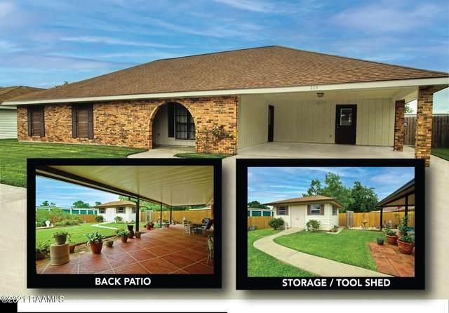 204 W Bonaire Drive, Lafayette, LA 70506 (MLS #21005348) :: Keaty Real Estate