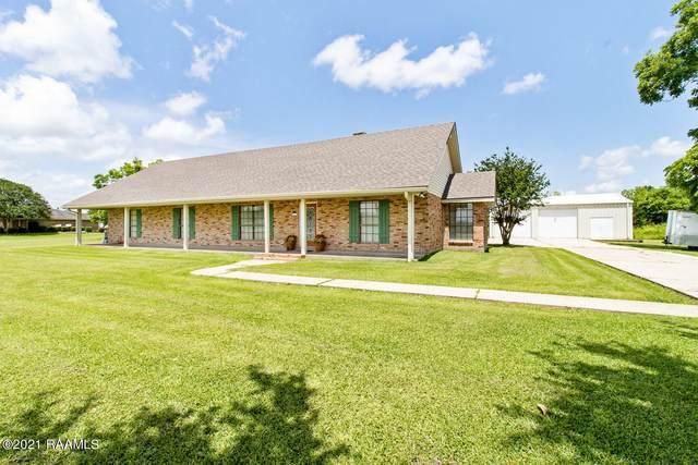 13831 Saint Elmo Road, Erath, LA 70533 (MLS #21005352) :: Keaty Real Estate