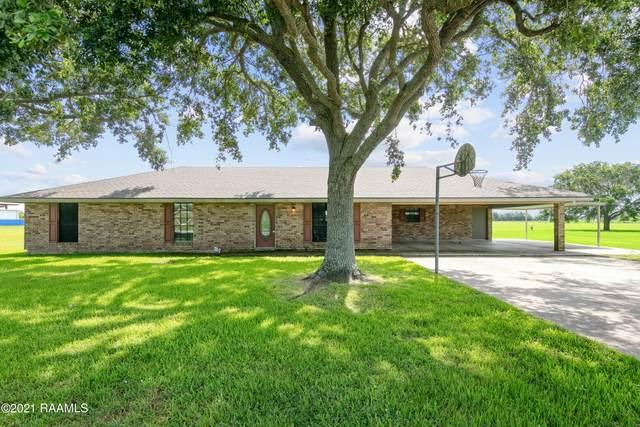 209 S Lafayette, Maurice, LA 70555 (MLS #21005359) :: Keaty Real Estate