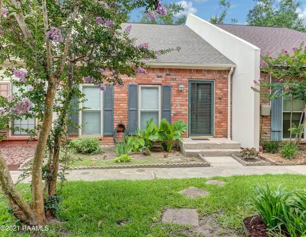202 Long Plantation Boulevard J, Lafayette, LA 70508 (MLS #21005361) :: Keaty Real Estate