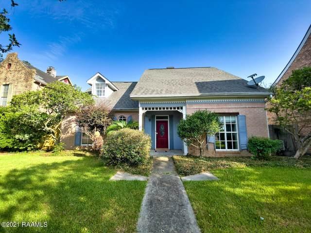 12 Heatherstone Drive, Lafayette, LA 70508 (MLS #21005374) :: Keaty Real Estate