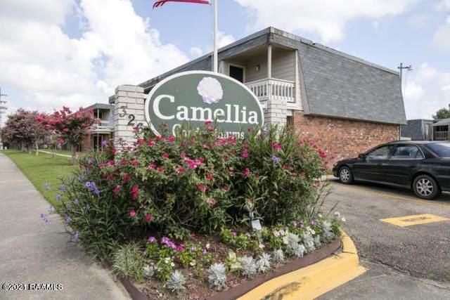 326 Guilbeau Road #136, Lafayette, LA 70506 (MLS #21005387) :: Keaty Real Estate