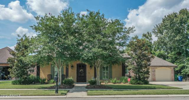 107 Perdu Turn Lane, Youngsville, LA 70592 (MLS #21005405) :: United Properties