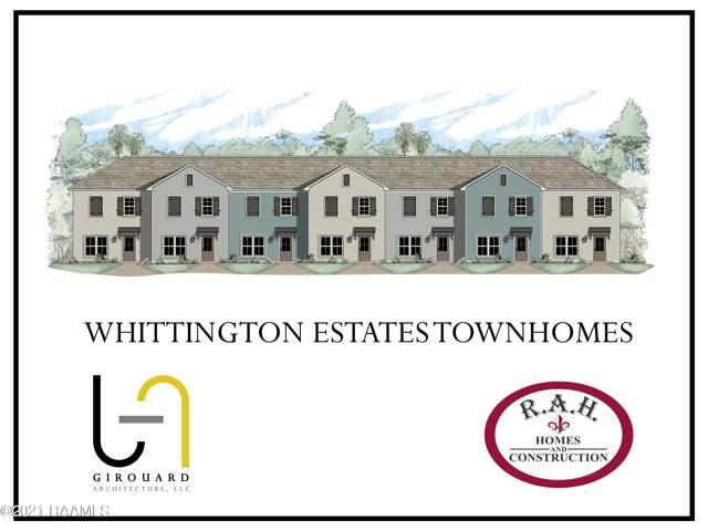 104 Whittington Street F, Lafayette, LA 70503 (MLS #21005407) :: Keaty Real Estate
