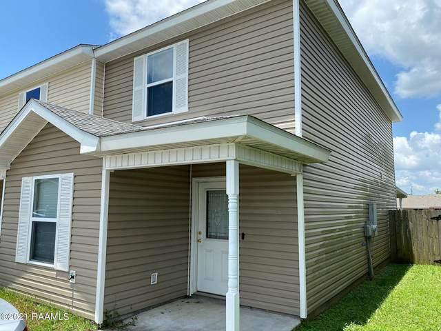 1536 S Patout Street, New Iberia, LA 70560 (MLS #21005413) :: Keaty Real Estate