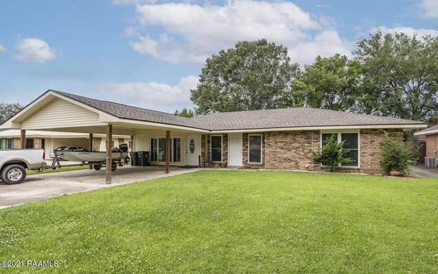 411 Cheyenne Circle, Scott, LA 70583 (MLS #21005425) :: Keaty Real Estate