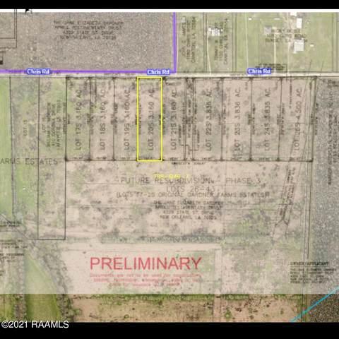 Tbd Chris Road 20S, Sunset, LA 70584 (MLS #21005433) :: Keaty Real Estate