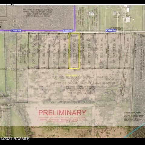 Tbd Chris Road 21S, Sunset, LA 70584 (MLS #21005434) :: Keaty Real Estate