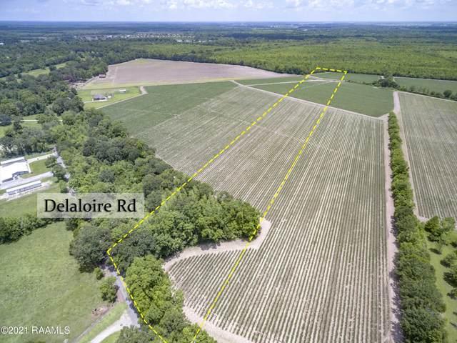 Tbd Delaloire Road Lot 2, St. Martinville, LA 70582 (MLS #21005445) :: Keaty Real Estate