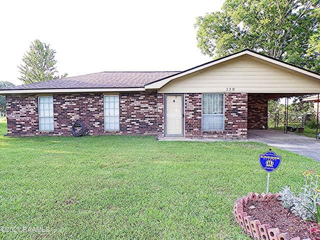 130 Lindsey Circle, Carencro, LA 70520 (MLS #21005458) :: Keaty Real Estate