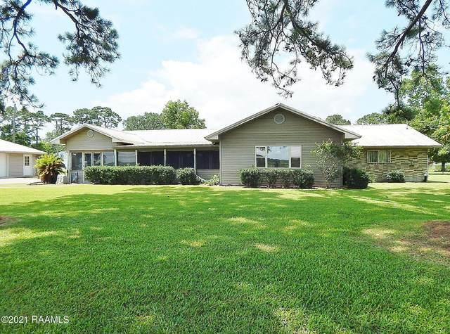 2241 Lovell Street, Crowley, LA 70526 (MLS #21005459) :: Keaty Real Estate