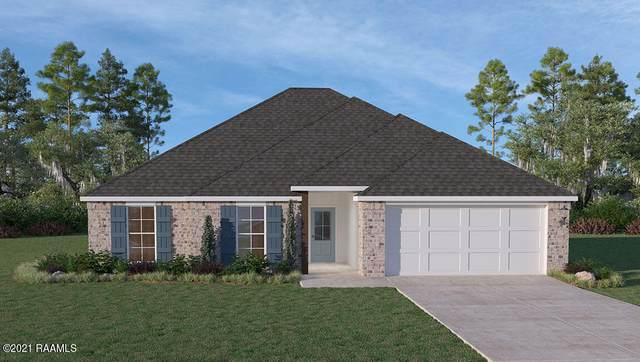110 Rue Viansa, Lafayette, LA 70501 (MLS #21005460) :: Keaty Real Estate