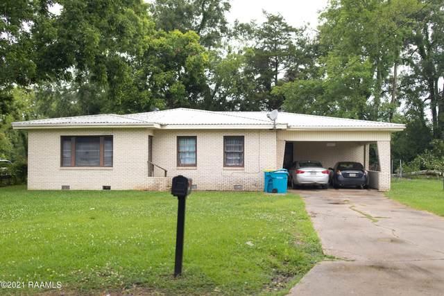 1034b Robin St Street, Arnaudville, LA 70512 (MLS #21005469) :: Keaty Real Estate