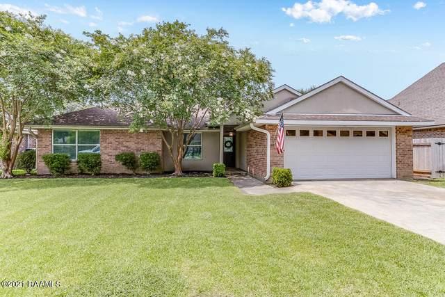 1008 Rosedown Lane, Lafayette, LA 70503 (MLS #21005479) :: Keaty Real Estate