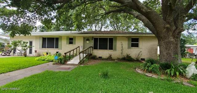 120 Gary Drive, Church Point, LA 70525 (MLS #21005485) :: United Properties