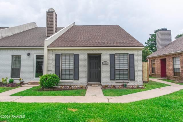 103 Williamsburg Circle D, Lafayette, LA 70508 (MLS #21005492) :: Keaty Real Estate