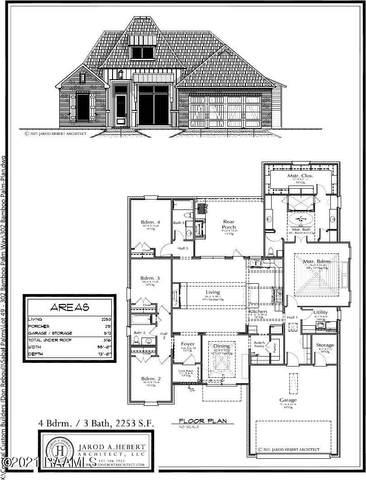 302 Bamboo Palm, Broussard, LA 70518 (MLS #21005508) :: Keaty Real Estate